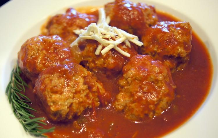Organic Turkey meatballs copy