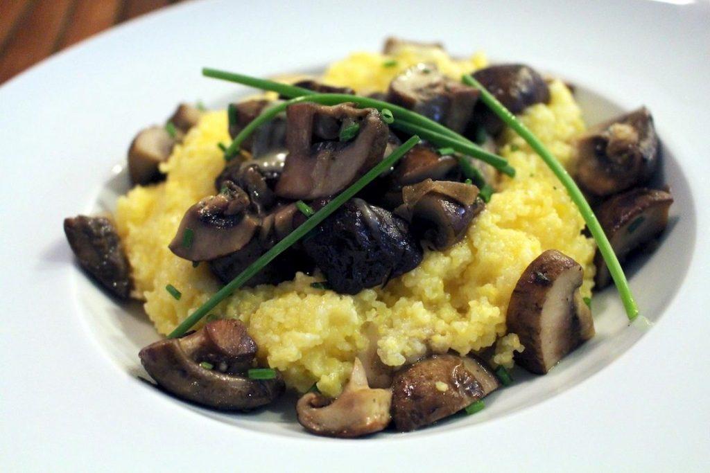 Polenta with Mushrooms4 IMG_3122