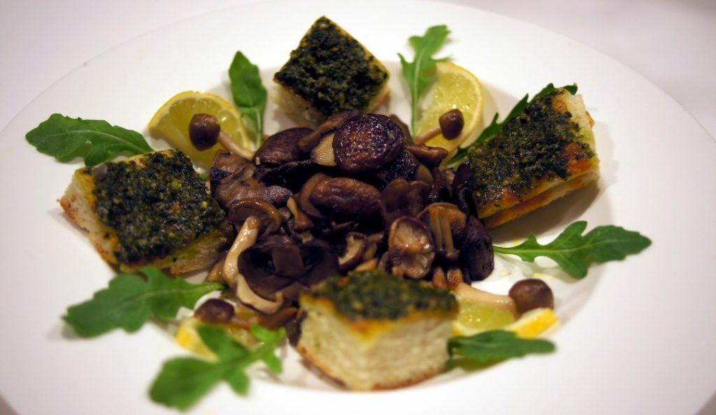 Wild Mushroom Saute copy